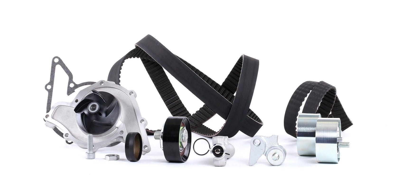 Water Pump + Timing Belt Kit GATES T43036 rating