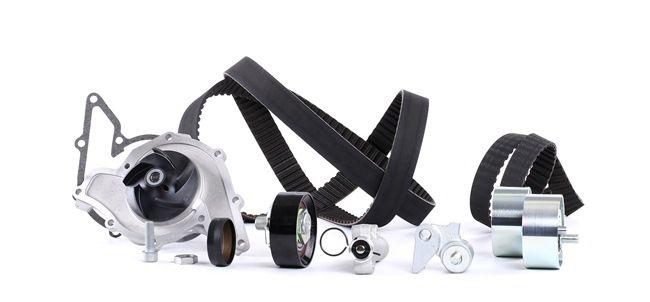 Cam belt kit GATES WP0075 BOOST™ CVT Belt, with water pump