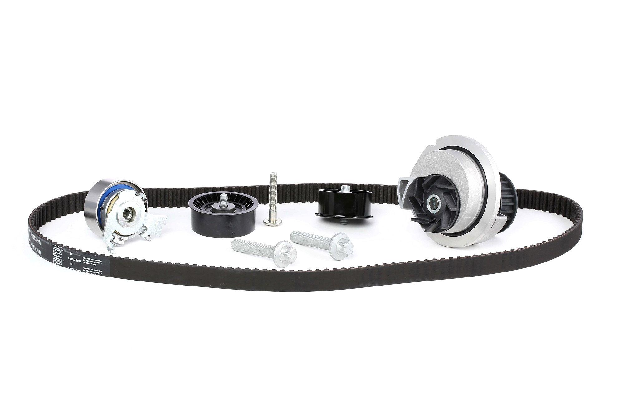 Water Pump + Timing Belt Kit GATES T43060 rating