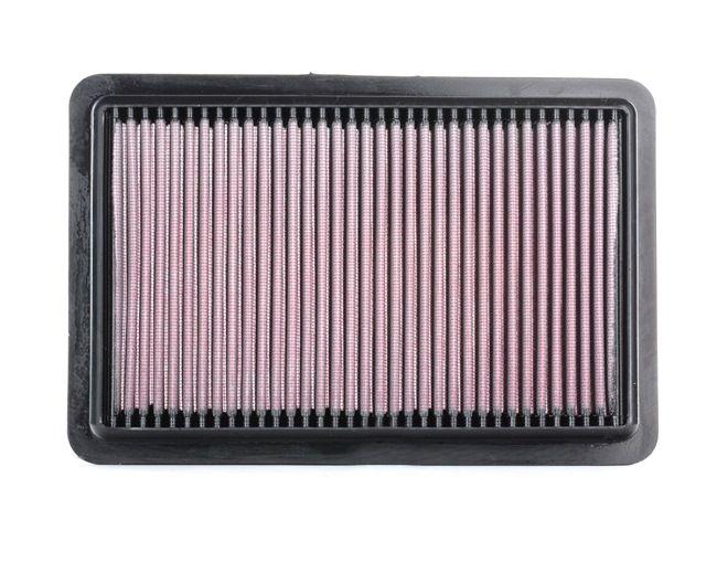 Filtro de aire motor K&N Filters 7278516 Filto de larga duración