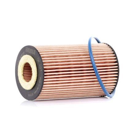 Filtro de aceite MAHLE ORIGINAL OX401DECO Cartucho filtrante