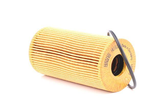 Oil Filter Ø: 57mm, Inner Diameter 2: 24mm, Height: 113mm with OEM Number 6261840000