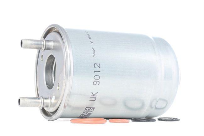 MANN-FILTER Üzemanyagszűrő Vezetékszűrő, tömítésekkel