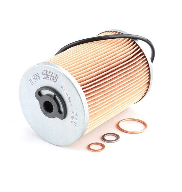MANN-FILTER H929x Filtro aceite