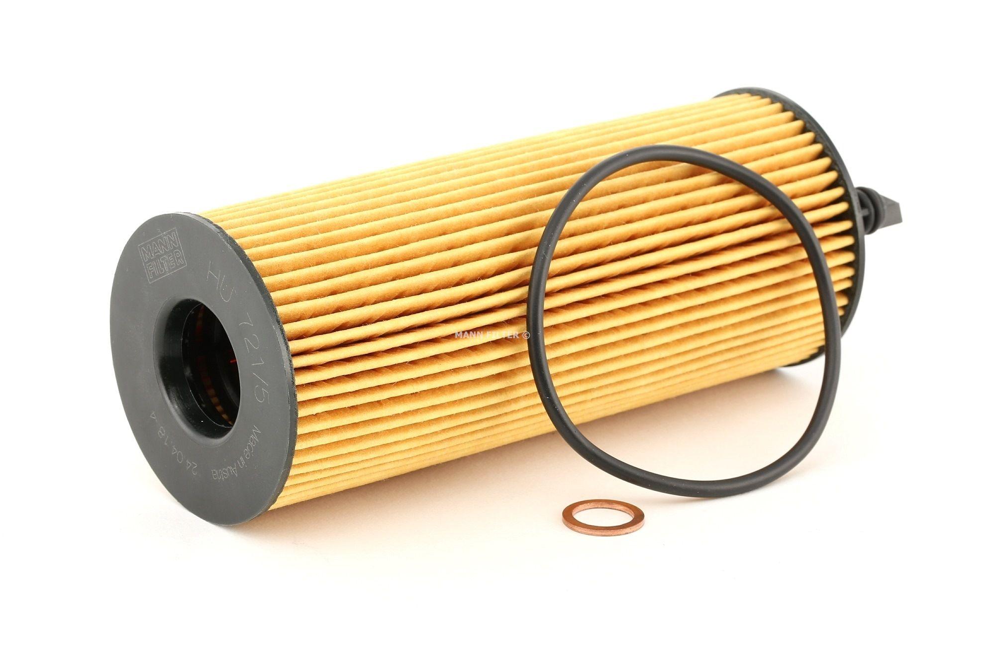 Filter MANN-FILTER HU 721/5 x Bewertung