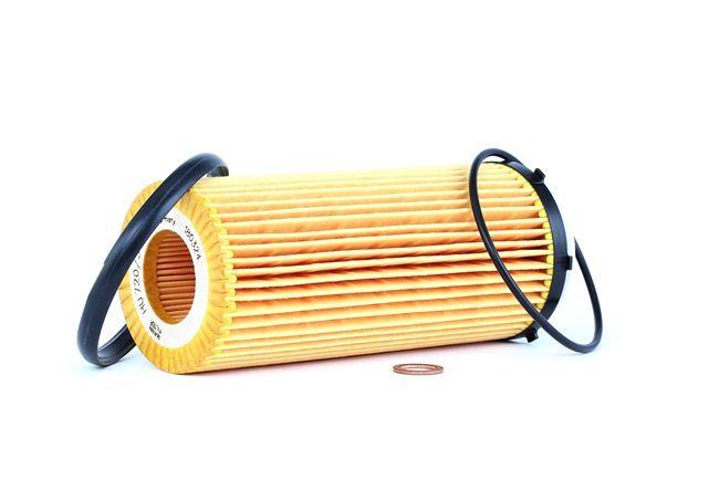 MANN-FILTER Motorölfilter BMW Filtereinsatz