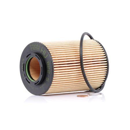 MANN-FILTER Filtereinsatz HU8225x