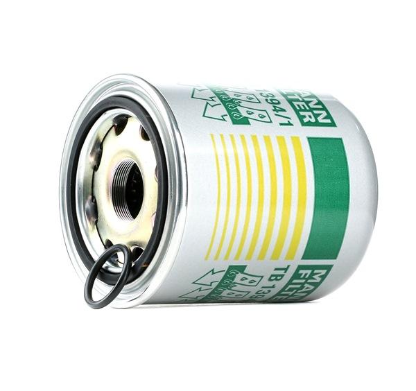 Vysouseci patrona vzduchu, pneumaticky system: MANN-FILTER 7280290