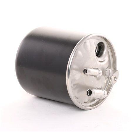 MANN-FILTER Fuel filter MERCEDES-BENZ In-Line Filter, with gaskets/seals