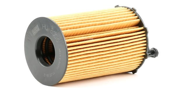 Oil Filter PORSCHE | MANN-FILTER Article №: HU 8005 z