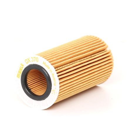 Oil filter MAHLE ORIGINAL OX370D1ECO Filter Insert
