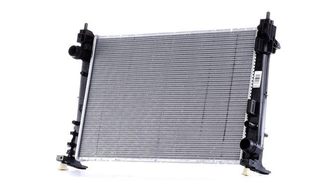 DENSO Chladič motoru ALFA ROMEO hliník