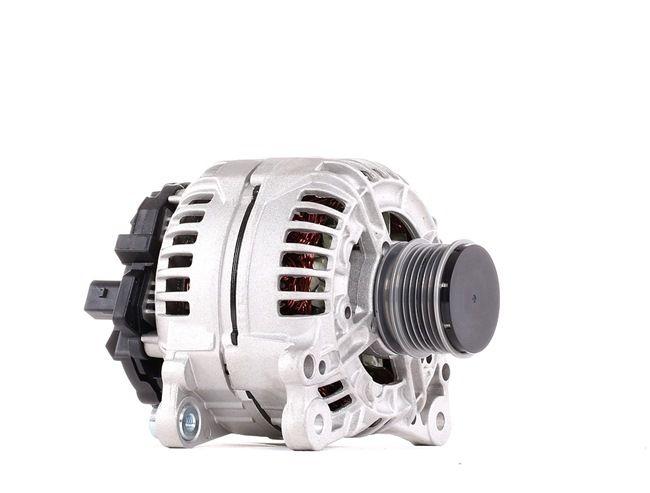 HELLA Generador FORD Corr. carga alternador: 120A, Tensión: 14V