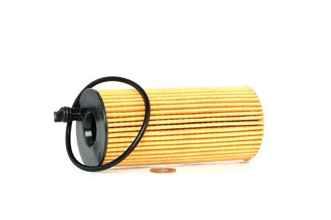 Ölfilter Ø: 53,0mm, Innendurchmesser 2: 18,55mm, Höhe: 133,6mm, Höhe 1: 116,1mm mit OEM-Nummer 04152WA010