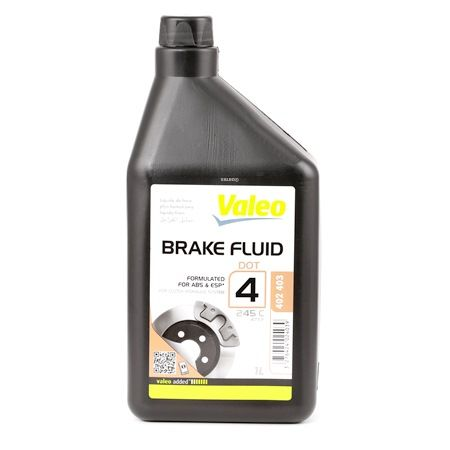 VALEO  402403 Liquido freni Specifica secondo DOT: DOT 4