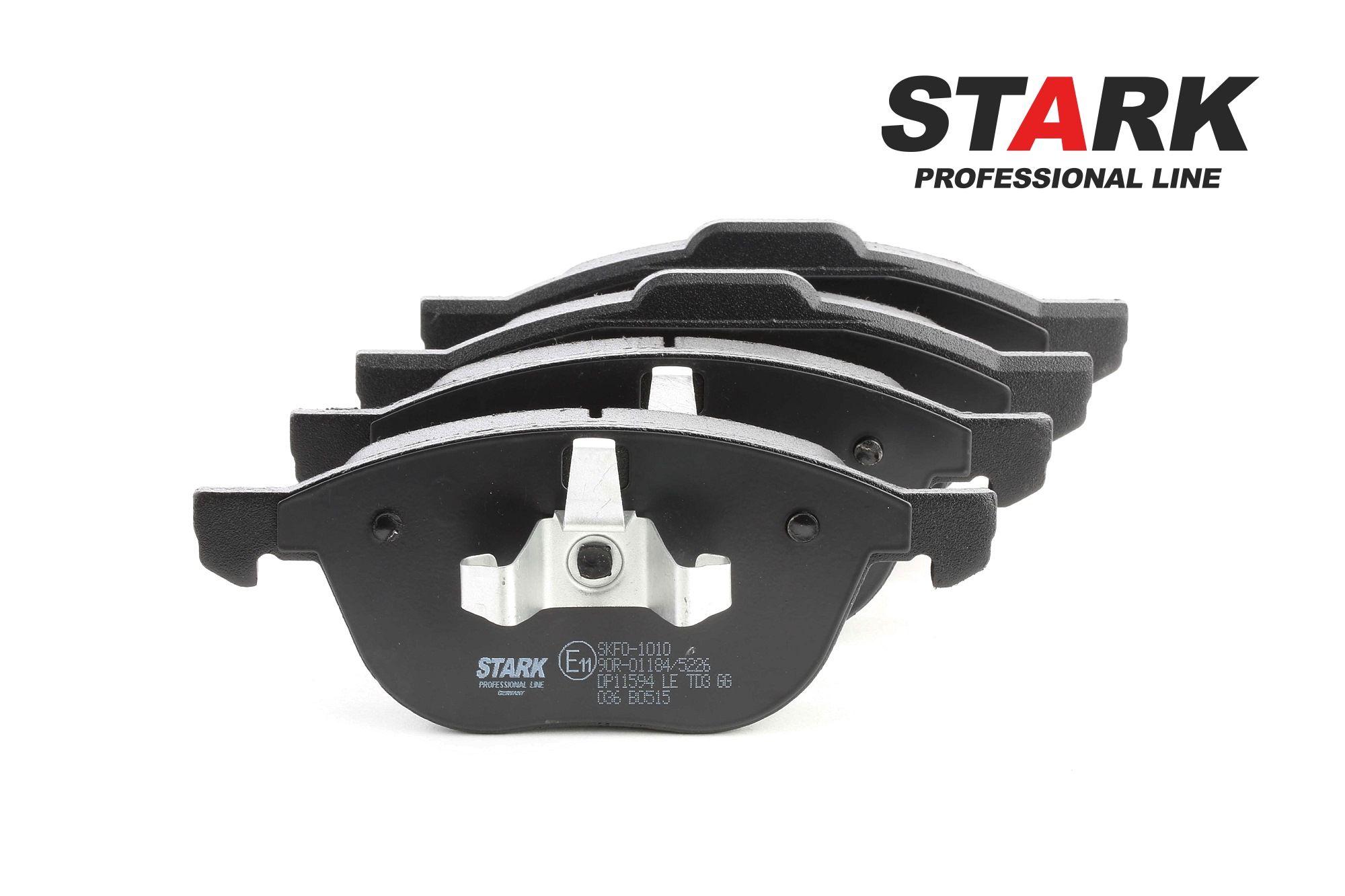 Bremsbelagsatz STARK SKFO-1010 Bewertung