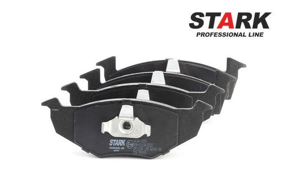 STARK SKVW1015 Jogo de pastilhas para travão de disco