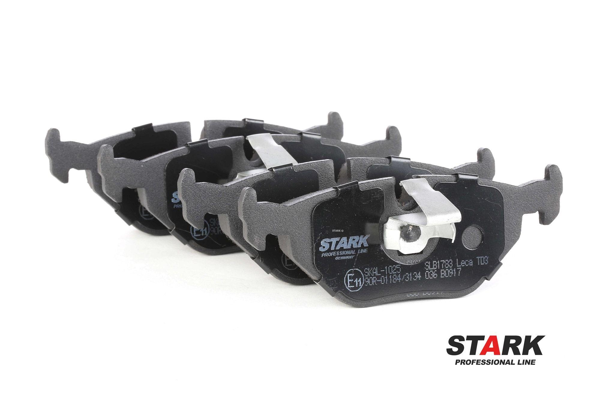 Bremsbelagsatz STARK SKAL-1025 Bewertung