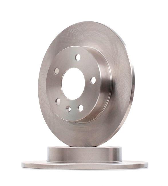 Bremsscheibe Bremsscheibendicke: 10mm, Ø: 264mm mit OEM-Nummer 91 17 772