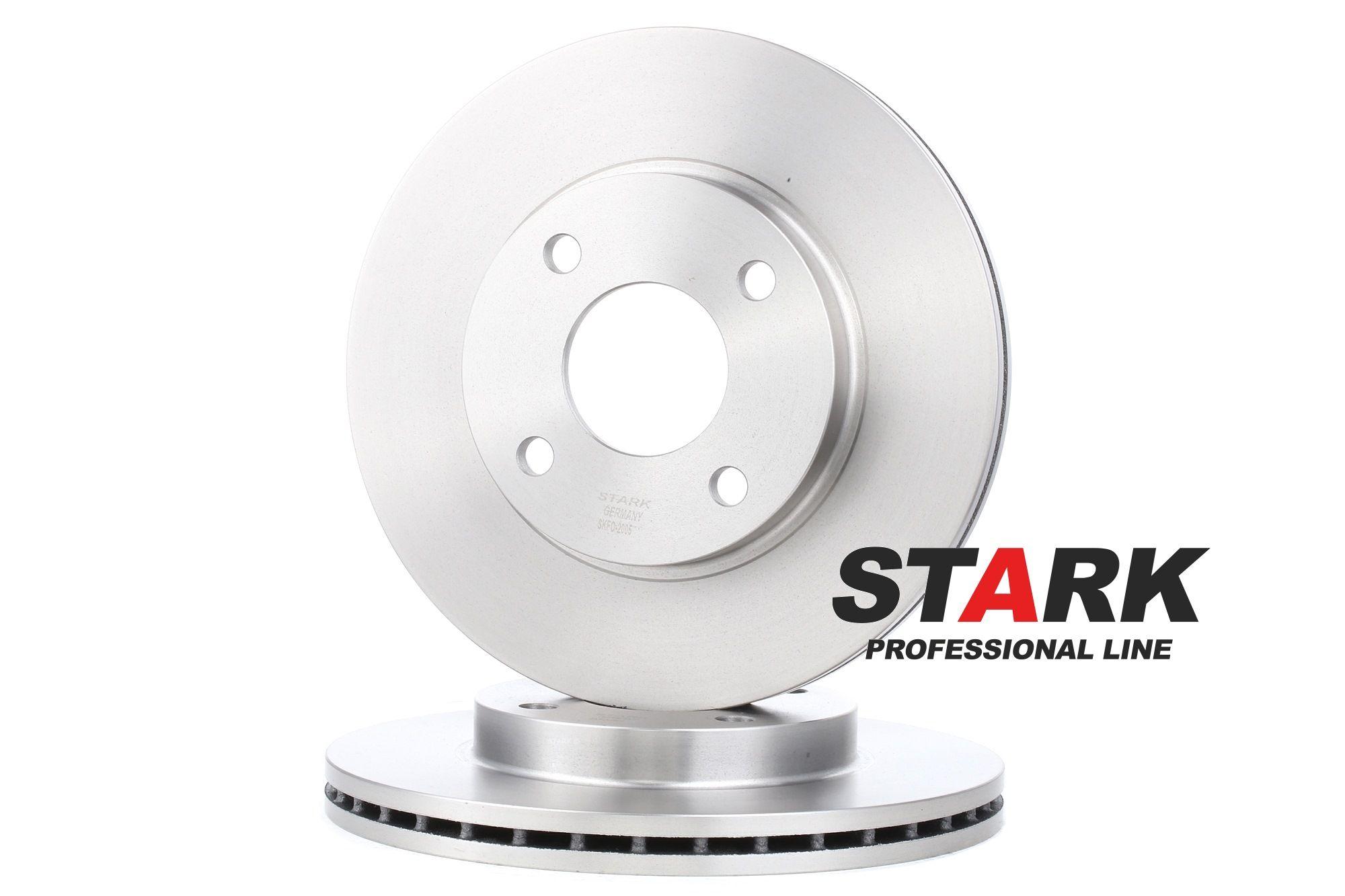 Brake Rotors STARK SKFO-2005 rating