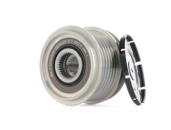 Zahnriemenscheiben: BOSCH F00M599534 Generatorfreilauf