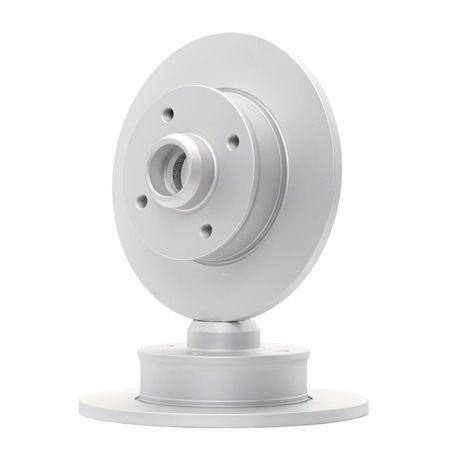 Bremsscheibe Bremsscheibendicke: 10mm, Lochanzahl: 4, Ø: 226mm mit OEM-Nummer 191 615 601A