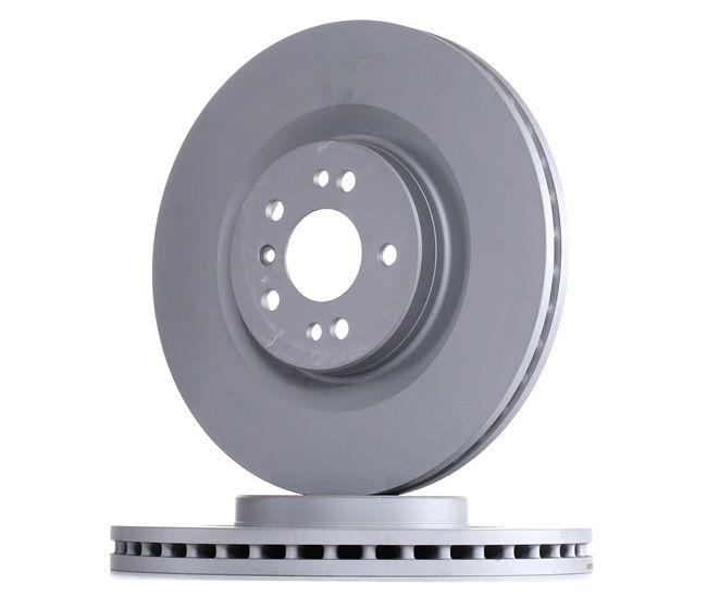 Спирачен диск дебелина на спирачния диск: 32мм, брой на дупките: 5, Ø: 350мм с ОЕМ-номер 1644210512