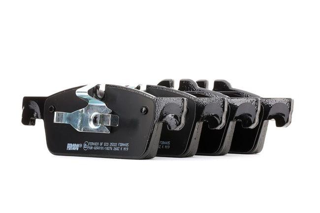 16874 Genuine OE Quality Febi Bilstein Front Disc Brake Pads Set