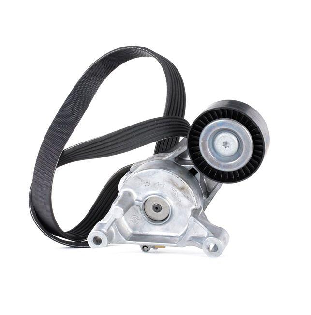 GATES Correa trapecial poli v SEAT FleetRunner™ Micro-V® Stretch Fit®