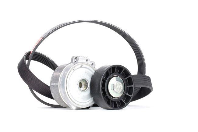 Poly v-belt kit GATES 6PK1218 FleetRunner™ Micro-V® Stretch Fit®