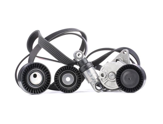 Poly v-belt kit GATES T38242 FleetRunner™ Micro-V® Stretch Fit®