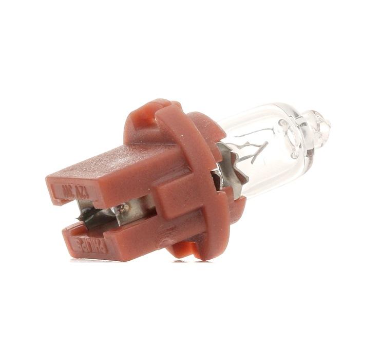 Glühlampe, Instrumentenbeleuchtung PHILIPS 52805228 Bewertung