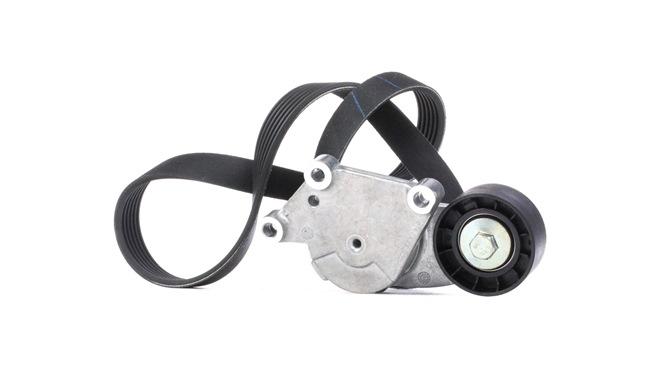 Poly v-belt kit SKF VKMV6PK966