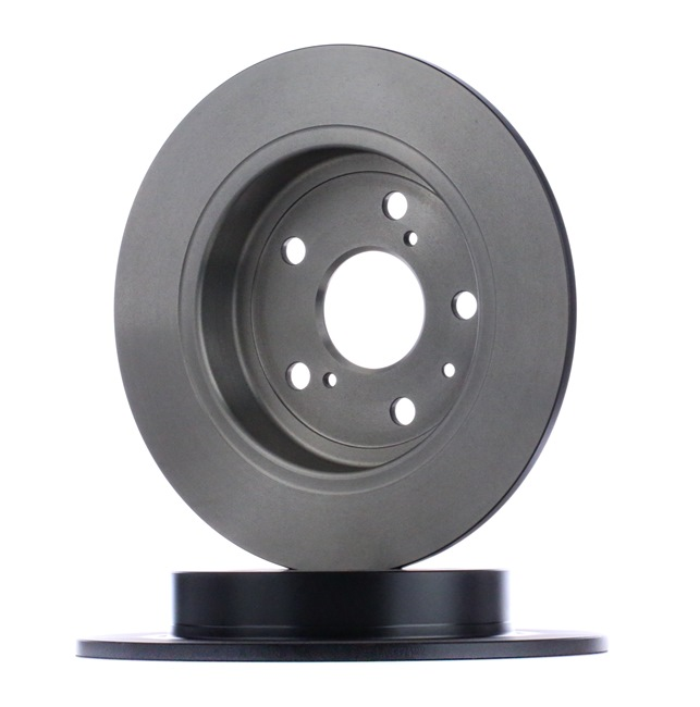 Frenos de disco TRW 7488988 Macizo, barnizado