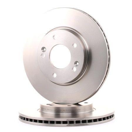 BOSCH 0986479A12 Disc brake set