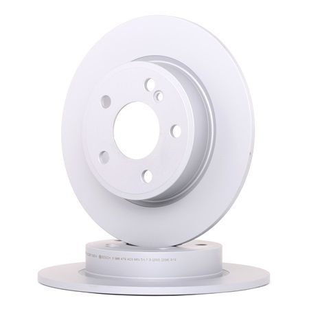BOSCH 0986479A03 Disc brake set