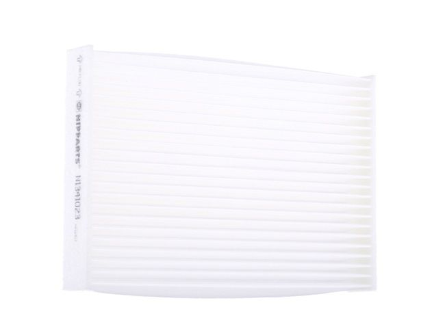 Cabin filter NIPPARTS 7511575 Particulate Filter