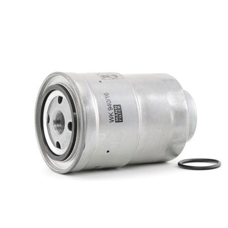Filtro de combustible MANN-FILTER 7517616 Filtro enroscable, con juntas
