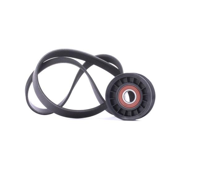 Poly v-belt kit GATES T36398 FleetRunner™ Micro-V® Stretch Fit®