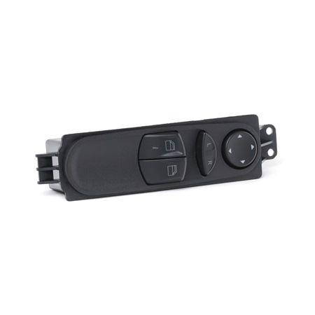 VEMO Schalter, Fensterheber fahrerseitig, vorne, Original VEMO Qualität