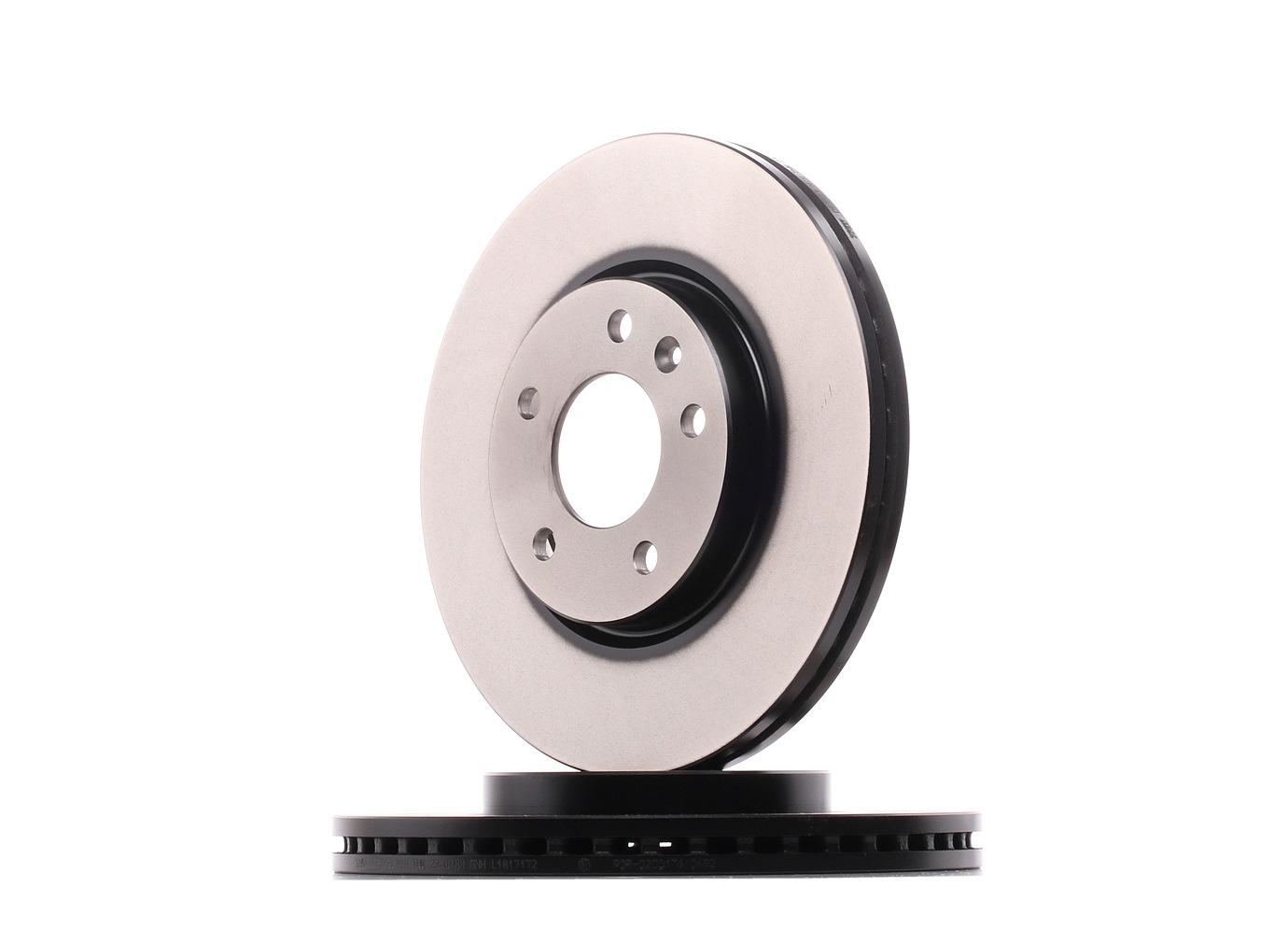 Brake Rotors TRW DF7923 rating