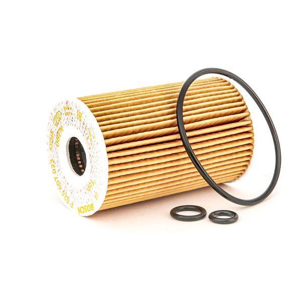Olejový filtr F 026 407 023 Octa6a 2 Combi (1Z5) 1.6 TDI rok 2009