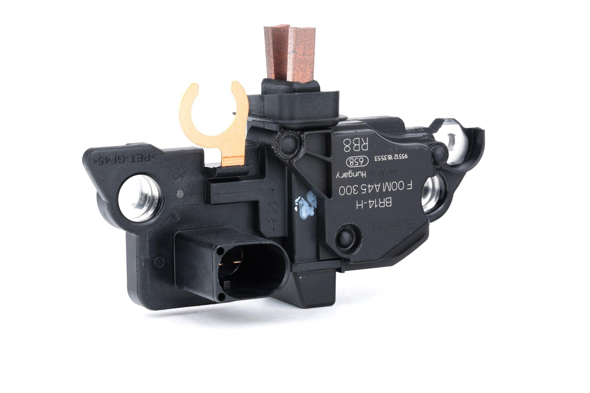 Alternator Voltage Regulator BOSCH F 00M A45 300 rating