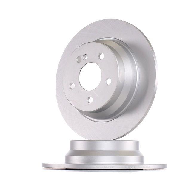 Bremsscheibe Bremsscheibendicke: 10mm, Lochanzahl: 5, Ø: 300mm mit OEM-Nummer A 211 423 07 12