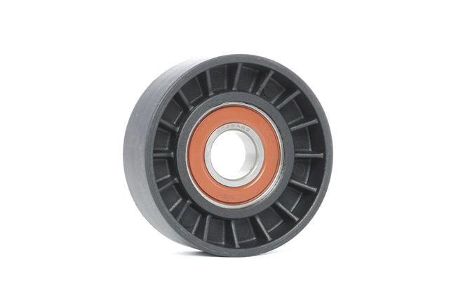 Polea tensora correa alternador OPTIMAL 7568972 Ø: 70mm, sin soporte