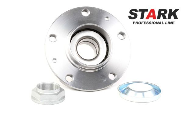 Buje de rueda STARK 7587889 eje trasero ambos lados, con sensor ABS incorporado