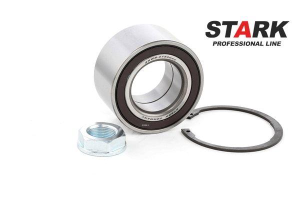 Buje de rueda STARK 7587900 eje delantero, ambos lados, con sensor ABS incorporado