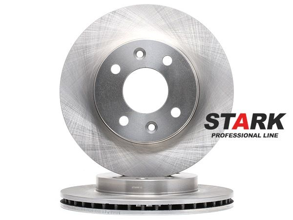 Renault Kangoo kc01 1.6 Bremsscheiben STARK SKBD-0020043 (1.6 Benzin 2000 K7M 746)