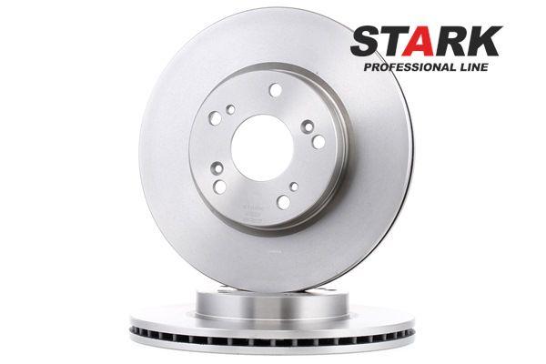 Brake Disc Brake Disc Thickness: 23mm, Ø: 281,8mm, Ø: 281,8mm with OEM Number 45251SMGE31