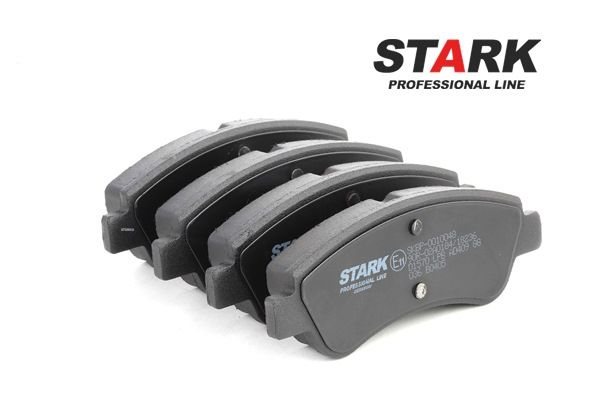 Brake Pad Set, disc brake Width: 136,8mm, Height: 51,6mm, Thickness: 19mm with OEM Number E 172 124